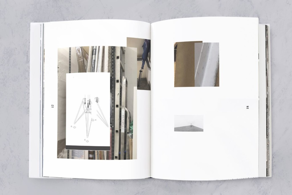 portraits of a room artist's book by Francesco De Prezzo Falsefrontstudio, Portland , USA (4)